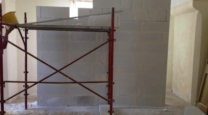muro interno