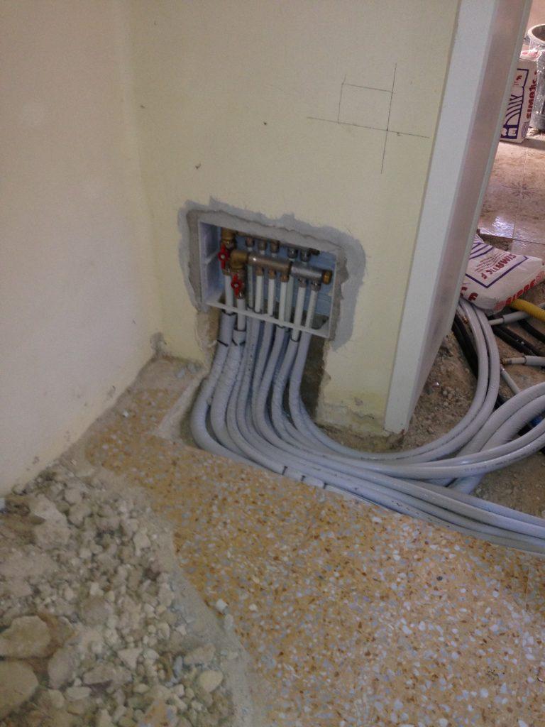 Ristrutturazione Riscaldamento A Pavimento impianti di riscaldamento – nuova impredil costruzioni e